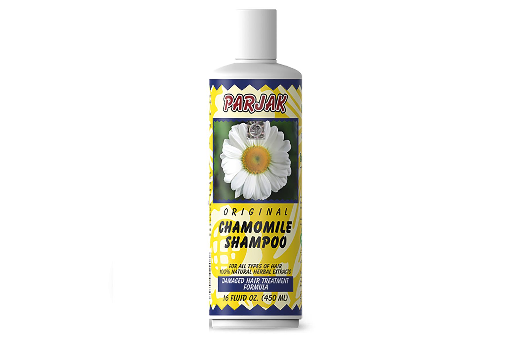 parjak Chamomile shampoo